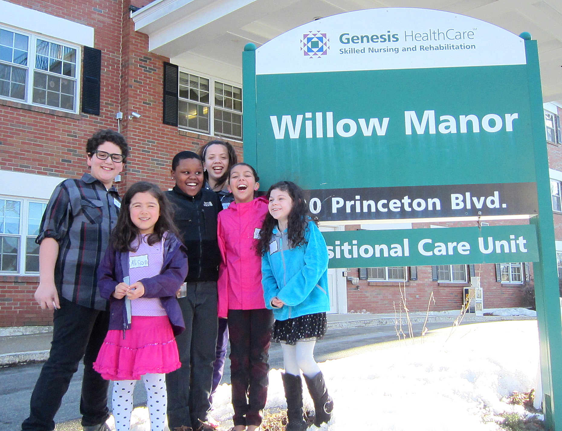 Willow Manor Nursing Home, Lowell, MA
